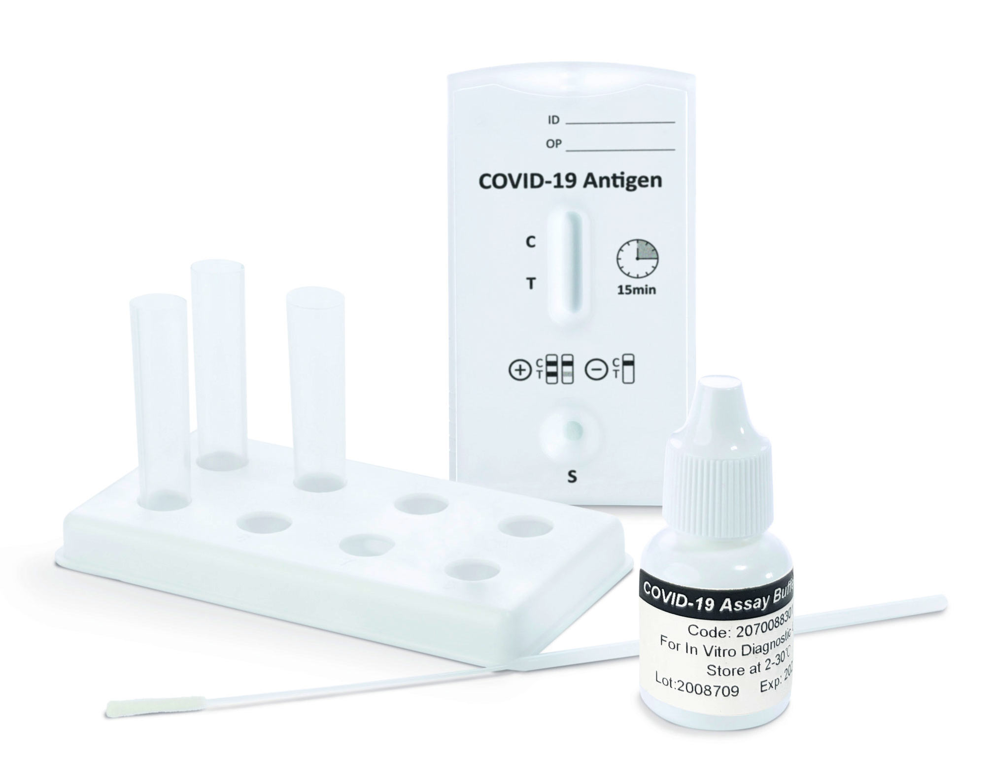 NADAL® COVID-19 Ag Antigén gyorsteszt